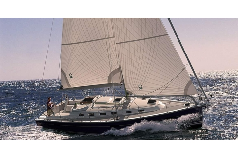 Blue Jacket 40 Offers Performance and Cruising