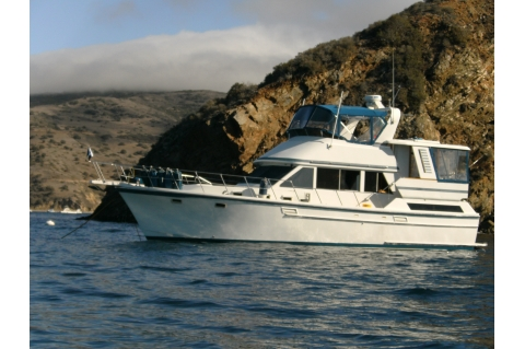 1988 Jefferson 42 Sundeck MY