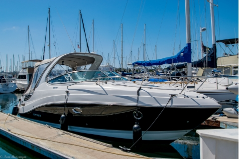 2018 Rinker 290 Express Cruiser