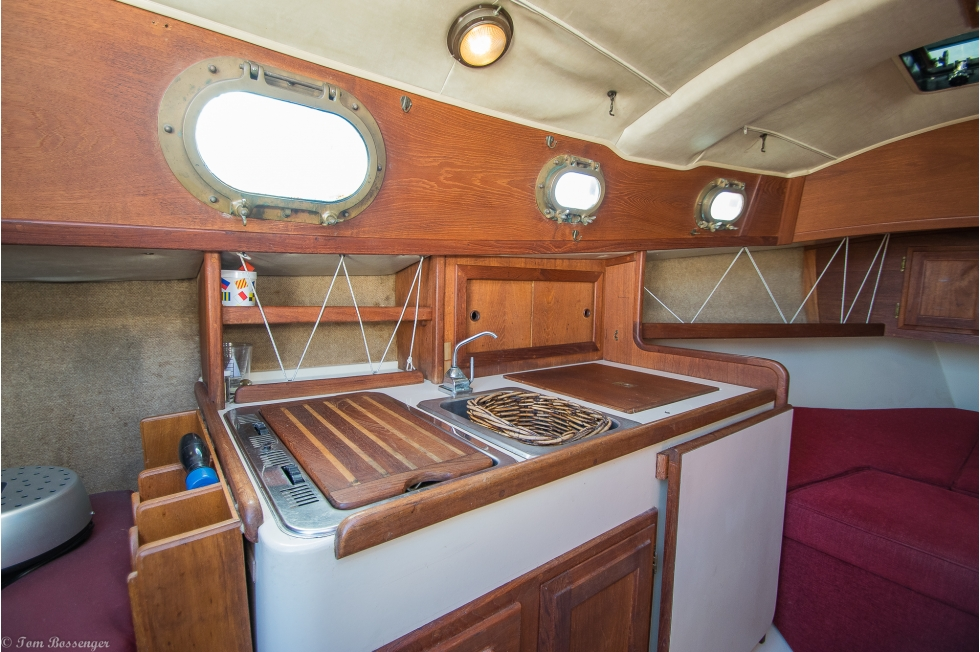 1981 Pacific Seacraft Flicka 20